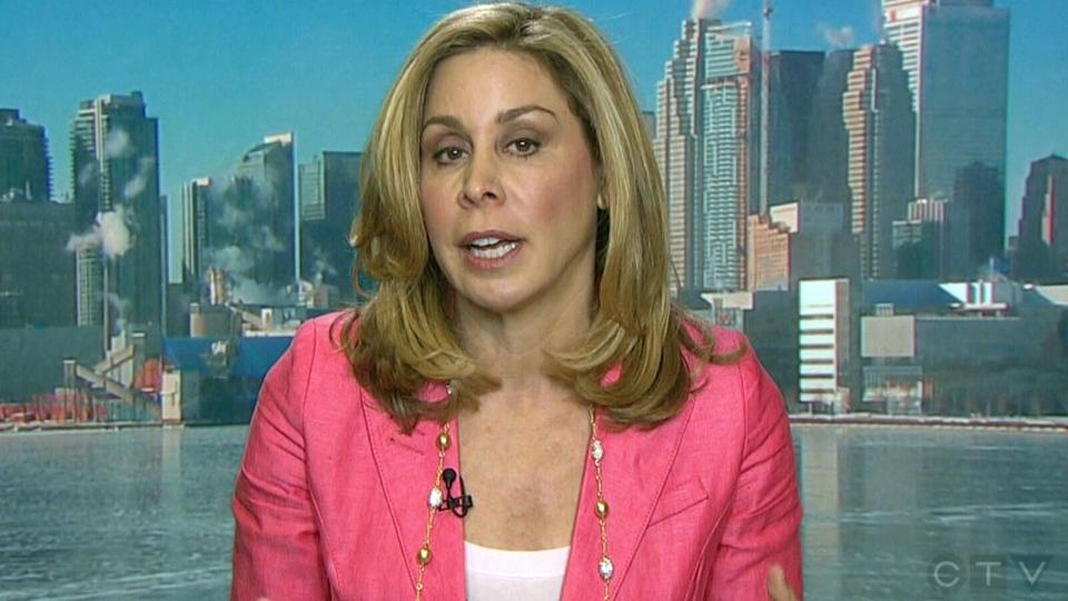 Sen. Linda Frum calls vouhcing 'problematic'