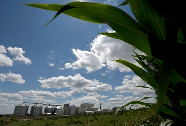 Corn-based biofuel worse on global warming