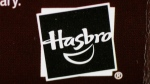The Hasbro logo is shown on a Nerf toy at Palo Alto Sport & Toy World in Palo Alto, Calif., Monday, Feb. 9, 2009. (AP / Paul Sakuma)