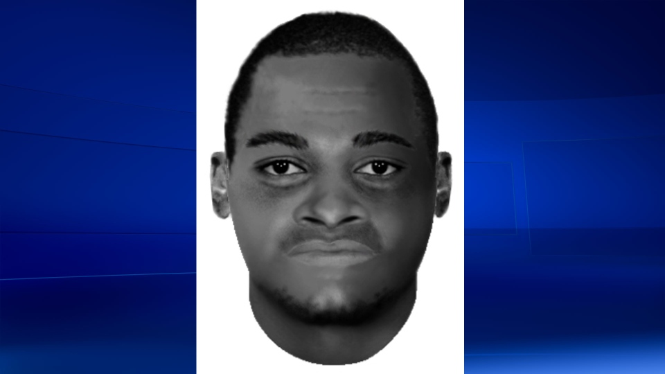 This E-FIT image (Electronic Facial Identification Technique) provided by the Metropolitan Police on Dec. 7, 2012 show a computer-based face of a man whose body was found near London's Heathrow Airport. (AP / Metropolitan Police)