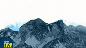 Kevin Newman Live: Conquering Mount Everest
