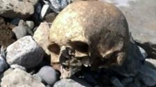 Grim discovery on Cape Breton beach