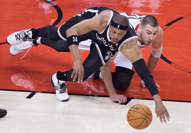 Raptors unfazed by NBA greats