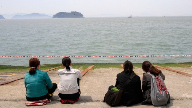 Relatives of passengers aboard the Sewol ferry