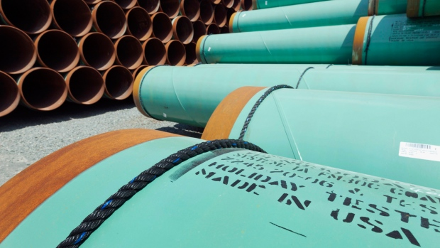 Coated steel pipe manufactured by Welspun Pipes