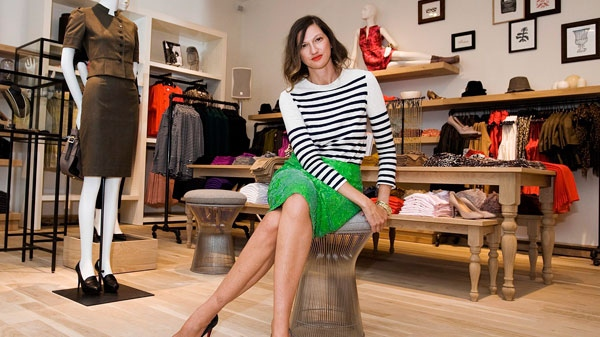 J. Crew Boss In Midst Of Messy Divorce