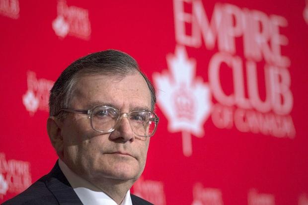 Russian ambassador to Canada Georgiy Mamedov