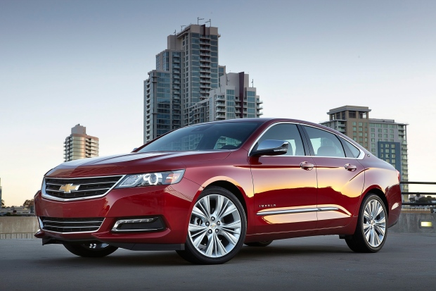 U.S. probe automatic braking on 2014 Impala