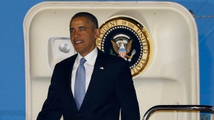 Obama begins Asia-Pacific trip in shadow of Ukraine crisis
