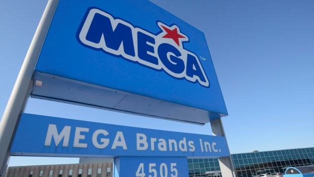 Mega Brands HQ in Montreal, Quebec