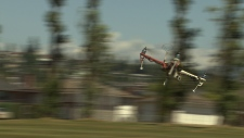 Drone YVR