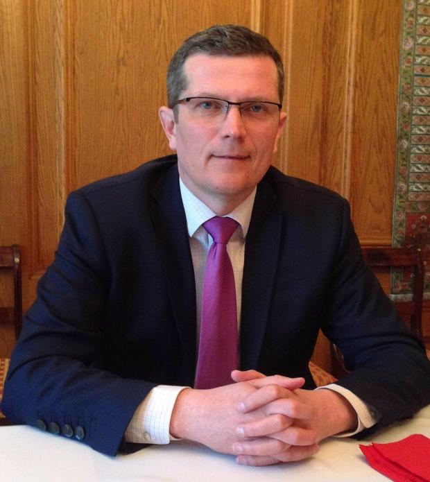 Marcin Bosacki, Poland's ambassador to Canada