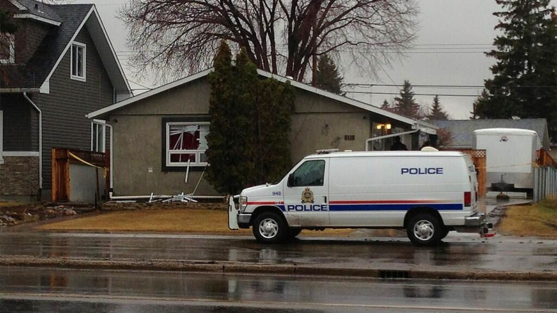 ALERT investigators executed a total of seven search warrants in the Edmonton-area on Wednesday, April 23.