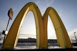 A McDonald's restaurant is shown in Robinson Township, Pa., on Jan. 20, 2014. (AP / Gene J. Puskar)
