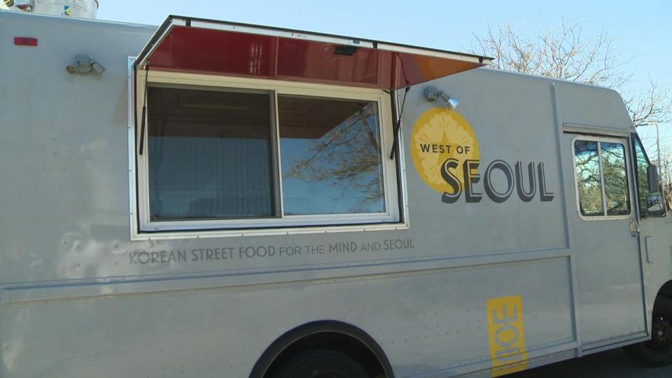 Kitchener Food Trucks
