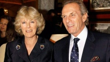 Canada AM: Duchess of Cornwall's brother dies