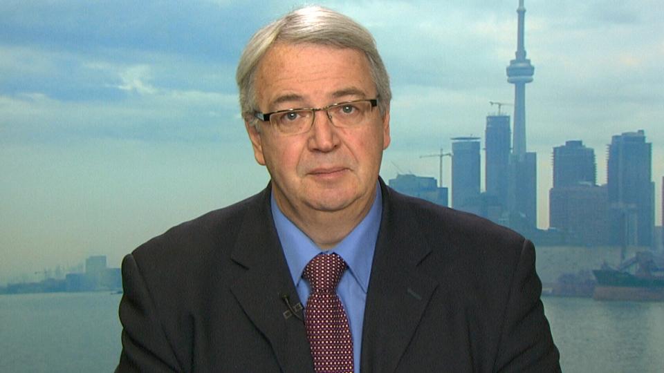 Former MP Dan McTeague appears on Canada AM, Thursday, April 24, 2014.