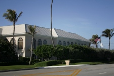 The Palm Beach Country Club is seen in Dec. 2008.