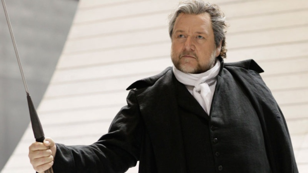 Tenor Ben Heppner announces retirement