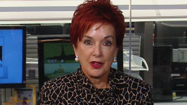 Senator Nicole Eaton appears on CTV's Power Play on Friday, Oct. 28, 2011.