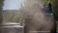 Ukraine separatists propose prisoner swap