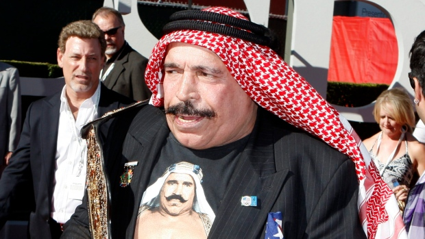 Iron Sheik to meet Rob Ford