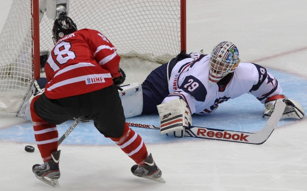Canada to play for bronze in Under-18 hockey