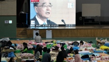 South Korea PM resigns