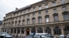 Paris police headquarters