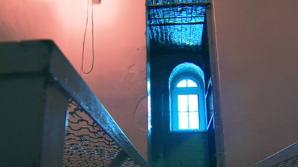 Ottawa Jail Hostel sits at No. 9 on travel website Lonely Planet's list of the world's spookiest buildings.