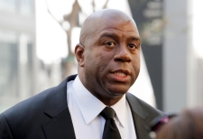 Magic Johnson angered by alleged racist remarks