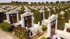 Cemetery space shortage