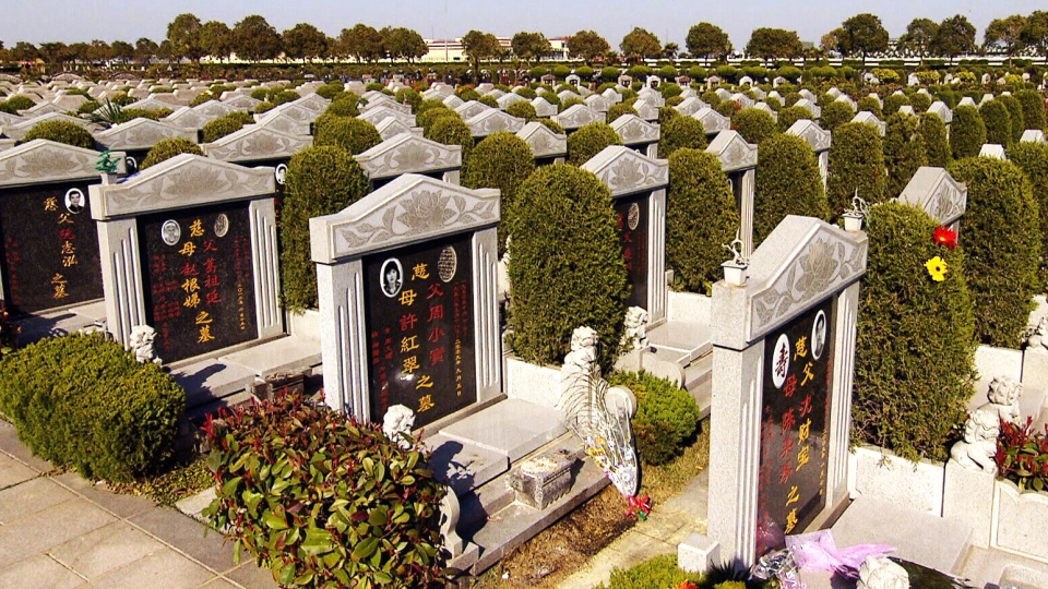 Cemetery space shortage