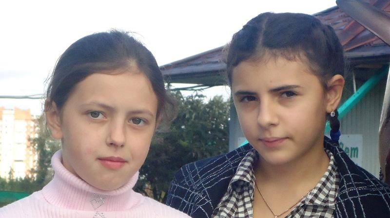 Russian 12 yr old girl  Khaleej Times