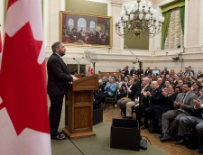 Thomas Mulcair Fair Elections Act