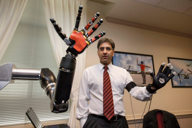 Robots to play big role in future jobs