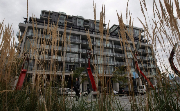 Olympic village condos sold to Aquilini