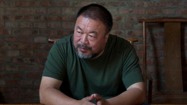 Ai Weiwei Kickstarter film controversy