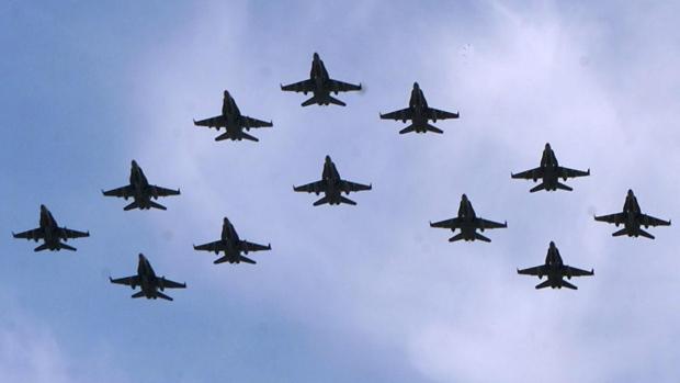 CF-18s