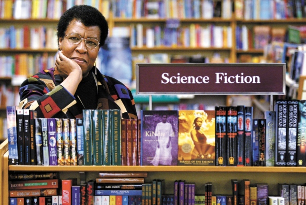 Science fiction writer Octavia Butler