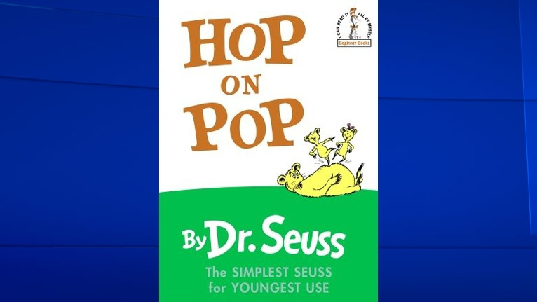 A library patron asked the Toronto Public Library's materials review committee to pull 'Hop on Pop,' written by Dr. Seuss in 1963.