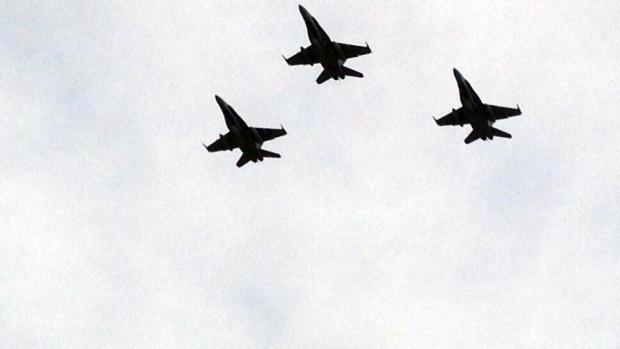 CF18 fighter jets Ukraine
