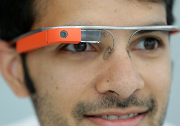 Google Glass apps help Toronto residents