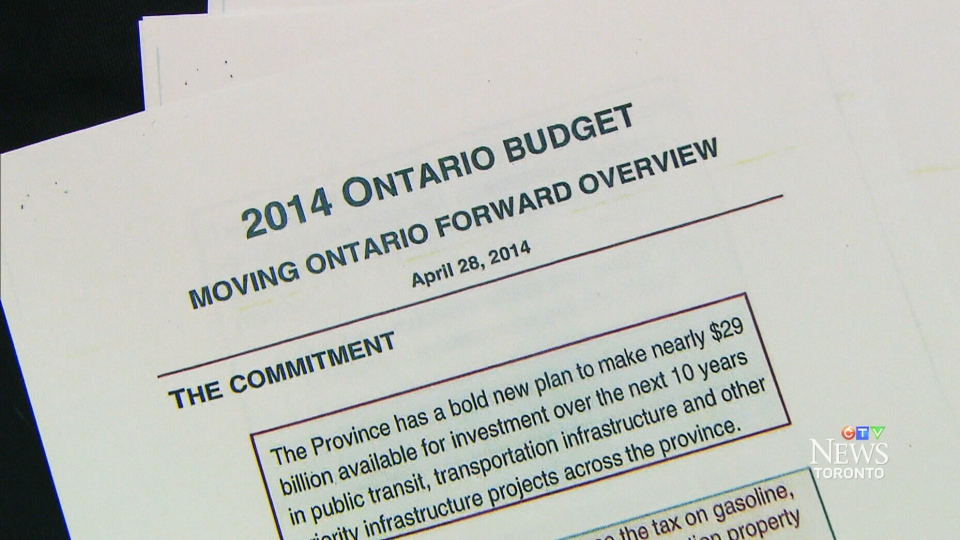 The Ontario budget will hike taxes for high-income earners, aviation fuel and tobacco, according to a leaked Liberal budget document.