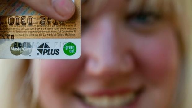 Green Dot prepaid debit card