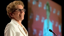 Ontario budget Wynne
