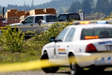 Two dead after Nanaimo sawmill shooting