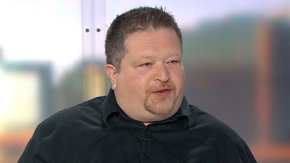 Addictions specialist Felix Vikhman appears on CTV News, Thursday, May 1, 2014.