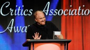 Louis C.K. at the 2013 TCA Awards