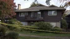 A 27-year-old man has been charged with second degree murder after a domestic dispute resulted in the death of his father.  Nov. 5, 2011. (CTV)